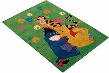 Disney Teppich Wd Topline W_607 grün/Mehrfarbig