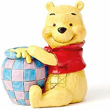 Disney Tradition Winnie The Pooh With Honey Pot