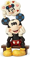 Disney-Traditionen, die an Sie Mickey Mouse-Figur