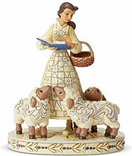 Disney Traditions Bookish Beauty Belle Figur