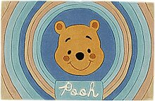Disney TUFT Teppich, Synthetikfaser, Mehrfarbig,