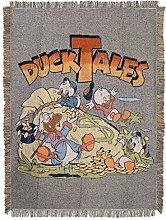 Disney Überwurf Decke, Multicolor