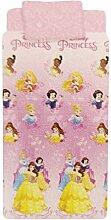 Disney Walt Bettwäsche, Rosa, 1 Einzelbe