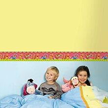 Disney Winnie Jungen/Mädchen Baby Bordüre Tapete