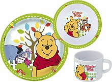Disney Winnie Puuh 3tlg. Frühstücks-Set