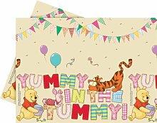 Disney Winnie the Pooh Alphabet Tischdecke