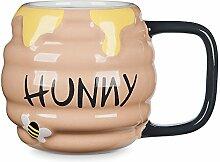 Disney Winnie the Pooh Hunny Jar Tasse