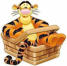 Disney Winnie the Pooh Tigger förmiger Läufer