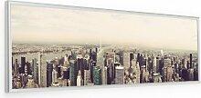 Displays2go Panorama-Bilderrahmen, 61 x 20,3 cm,