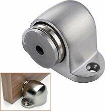 Distinct® Edelstahl-Casting leistungsstarke bodenmontierte magnetische Türstopper