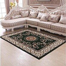 DiTan Wu Einfache, moderne Stil gemusterten Teppichen mit neuen zu Hause bleiben Wohnzimmer Couchtisch Teppich Schlafzimmer Teppich-Bett-Zimmer Teppichboden ( farbe : C2 , größe : 2300mm*3100mm )