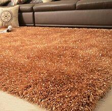 DiTan Wu Einfache Verdickung elastischer Flagge Teppich Haushaltsteppich Wohnzimmer Couchtisch Schlafzimmerteppich Silky Stretch-Sofa-Bett Decke Teppichboden ( farbe : 9# , größe : 1.4x2m )