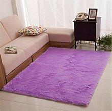 DiTan Wu Extrem weich maschinenwaschbar Teppich Bett Schlafzimmer Wohnzimmer Couchtisch Teppich Küche Bad bunt Teppichboden ( Farbe : 1# , größe : 2000mm*3500mm )