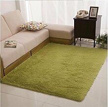 DiTan Wu Extrem weich maschinenwaschbar Teppich Bett Schlafzimmer Wohnzimmer Couchtisch Teppich Küche Bad bunt Teppichboden ( farbe : 4# , größe : 1200mm*2000mm )