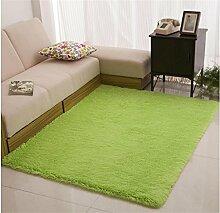 DiTan Wu Extrem weich maschinenwaschbar Teppich Bett Schlafzimmer Wohnzimmer Couchtisch Teppich Küche Bad bunt Teppichboden ( farbe : 2# , größe : 800mm*1600mm )