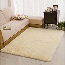 DiTan Wu Extrem weich maschinenwaschbar Teppich Bett Schlafzimmer Wohnzimmer Couchtisch Teppich Küche Bad bunt Teppichboden ( farbe : 6# , größe : 100mm*2000mm )