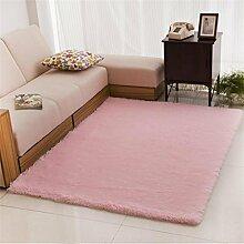 DiTan Wu Extrem weich maschinenwaschbar Teppich Bett Schlafzimmer Wohnzimmer Couchtisch Teppich Küche Bad bunt Teppichboden ( farbe : 5# , größe : 1200mm*2000mm )