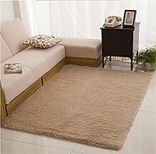 DiTan Wu Extrem weich maschinenwaschbar Teppich Bett Schlafzimmer Wohnzimmer Couchtisch Teppich Küche Bad bunt Teppichboden ( farbe : 3# , größe : 800mm*1600mm )