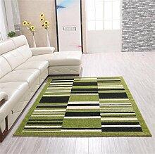 DiTan Wu Home Zimmer Schlafzimmer gewebt Wasser nicht Haar minimalistisch modernen europäischen Stil Wohnzimmer Couchtisch Teppich Muster waschen Teppichboden ( farbe : 5# , größe : 125cm×160cm )
