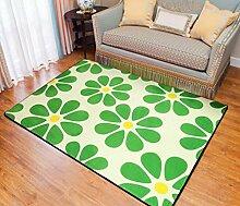 DiTan Wu Teppichmatte / Schlafzimmer Teppich / Wohnzimmer Teppichmatte / Bedside Europäische Teppich / Einfache, moderne große Teppich / Couchtisch Teppich Teppichboden ( farbe : 2# , größe : 150X200 )