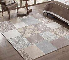 DiTan Wu Teppichunterlage / Wohnzimmer Teppich / Kaffeetisch Teppichmatte / Schlafzimmer Bett Decke / Verdicken den Teppich Teppichboden ( farbe : 3# , größe : 140*200CM )
