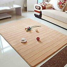 DiTan Wu Teppichunterlage / Wohnzimmerteppich / Rechteckige Teppich / Große Der Couchtisch Teppich-Pad / Nachtschlafzimmerteppich / Kind Kriecht Teppich / Fußmatte Teppich-Pad Füße Teppichboden ( farbe : 1# , größe : 60*170CM )