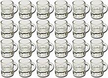 Diverse 24 x Pinneken Schnapsgläser Schnapsglas