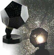 DIVISTAR Sternenhimmel-Lampe, Projektor mit