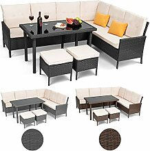 diVolio Gartenmöbel Venezia Sitzecke aus