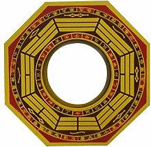 Divya Mantra Feng Shui Vastu Bagua Spiegel Konvex