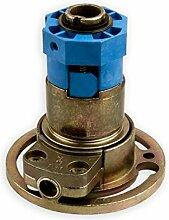 DIWARO K021 Rolladengetriebe 3:1 Rechts, Kurbelgetriebe, Kegelradgetriebe für SW 40 Rolladen Stahlwelle im Rolladenkasten …