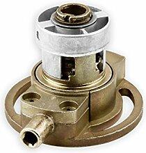 DIWARO® Kegelradgetriebe K011 | Untersetzung 3:1 | für rechts & links | für 40 mm Rundwelle | Kurbelgetriebe, Rolladengetriebe