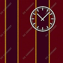 DIXTIME 3843 Designer Wanduhr, Wanduhren, Moderne