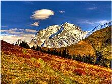 Diy 5D Diamant Mosaik Natur Landschaft Berge