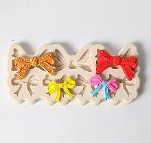 Diy backen Werkzeuge 7 butterfly Knot