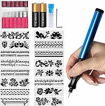 DIY graviermeister Pen Elektrische graviermeister
