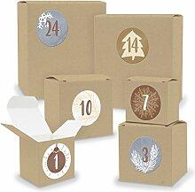 DIY itenga Adventskalender Set V02 zum