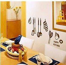 DIY Vinyl Abnehmbare Küche Dekoration Fototapete