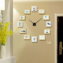 DIY Wand Bilderrahmen für Wohnkultur 12 teile /