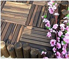 Diy wood parkette/ hartmetall,outdoor,holzböden/garten,outdoor,diy parkettboden-A 30x30cm(12x12inch)