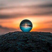 DiyArts Glaskugel Fotografie Kugel aus Glas -