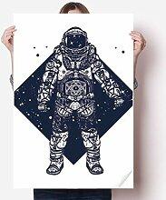 DIYthinker Astronaut Stern