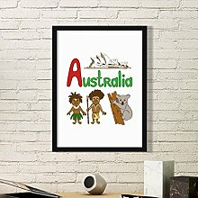 DIYthinker Australien Nationales Symbol