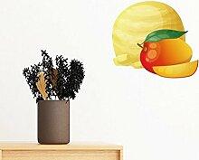 DIYthinker Blätter von Apple Ice Cream Kugel EIS