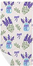 DIYthinker Blumen Pflanze Lavendel Dekoration