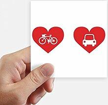 DIYthinker Fahrrad-Auto-rotes