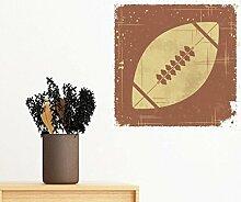 DIYthinker Fußball-Sport-Illustration