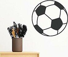 DIYthinker Fußball Sport Line Zeichnung Muster