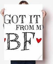 DIYthinker Gf Got It from My Bf Valentinstag
