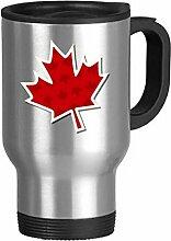 DIYthinker Glücklicher Kanada-Tag Vertikale Korn